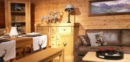 Meubles montagne en pin, mobilier en bois massif, meubles contemporains et design, décoration style chalet